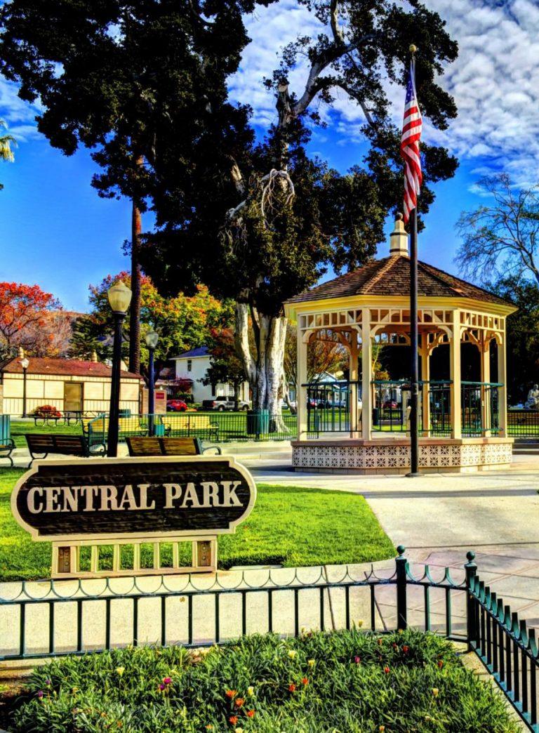 whittier park